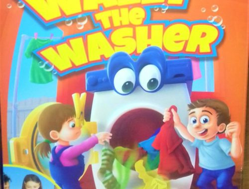 Wally the Washer review