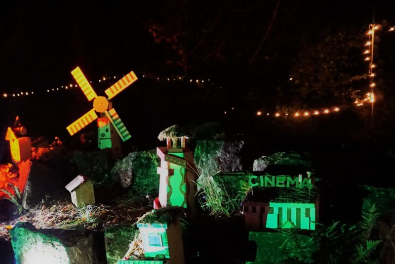 Christmas Experience Lotherton Hall Fairy Dell