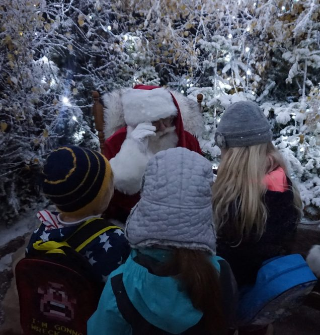 Christmas Experience Lotherton Hall North Pole