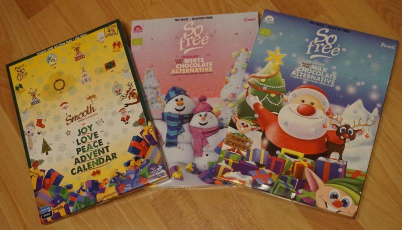 Best advent calendars So Free