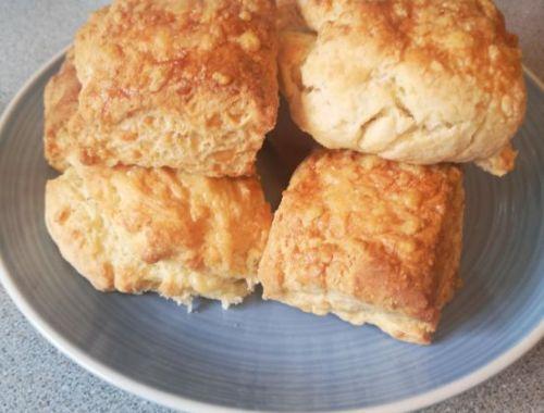 easy cheese scones