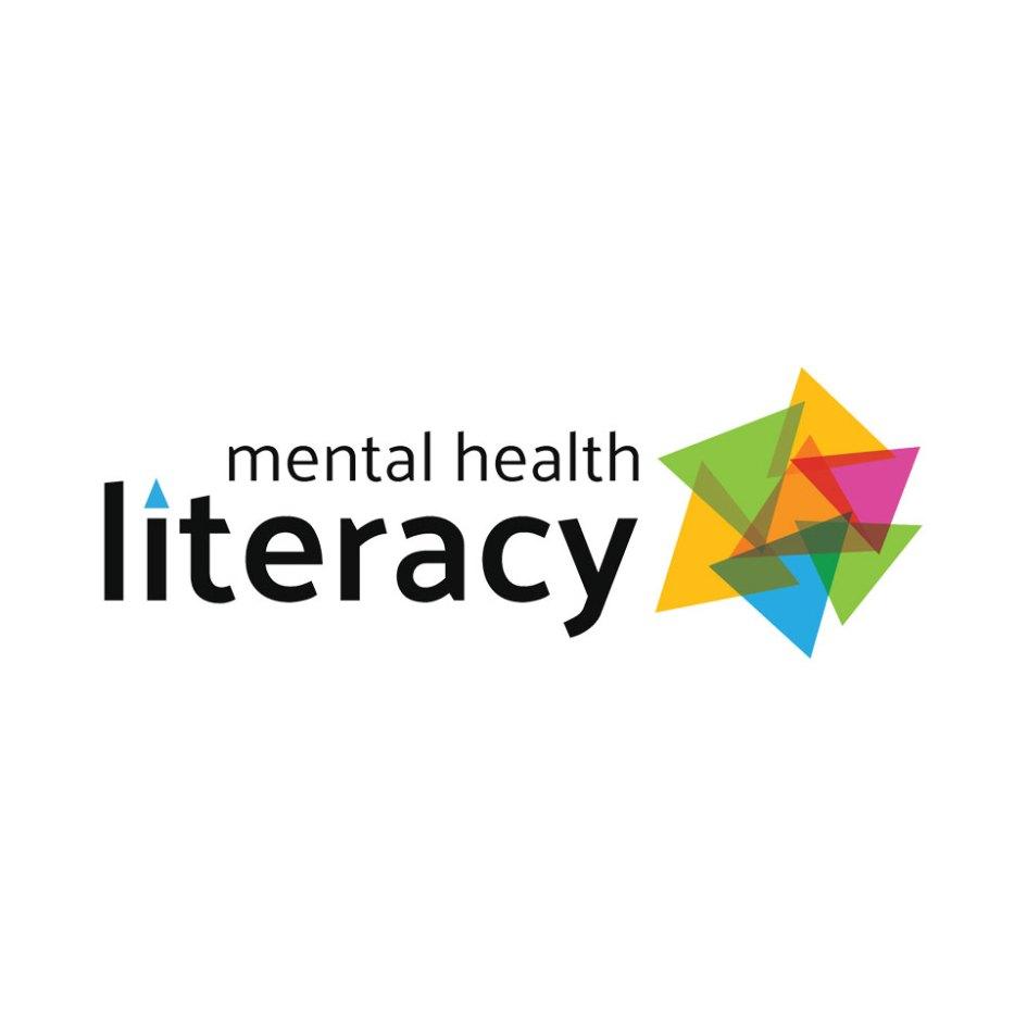 mental health literacy logo