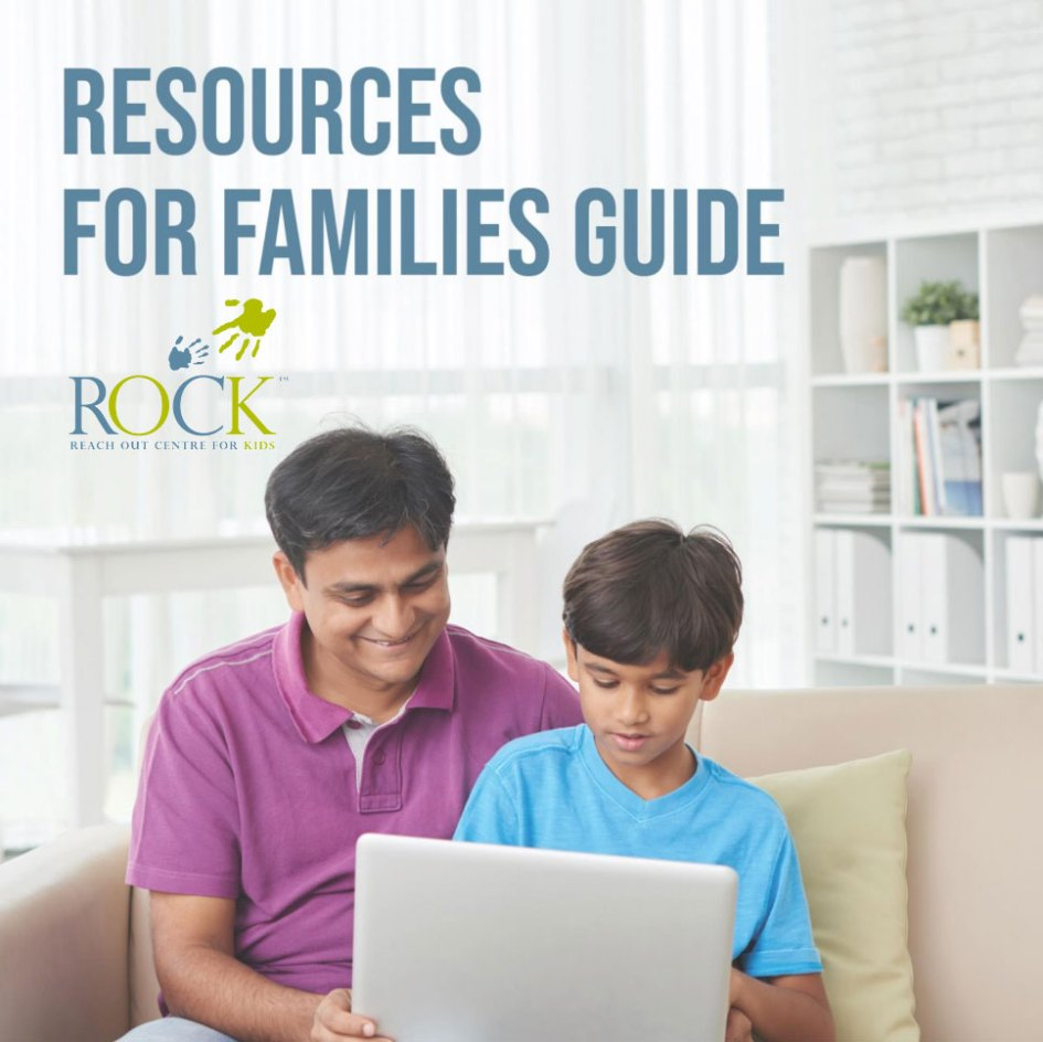 Coronavirus resources for families guide by reach out centre for kids