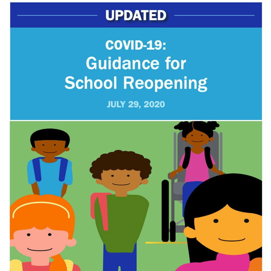 guidelines for school reopening