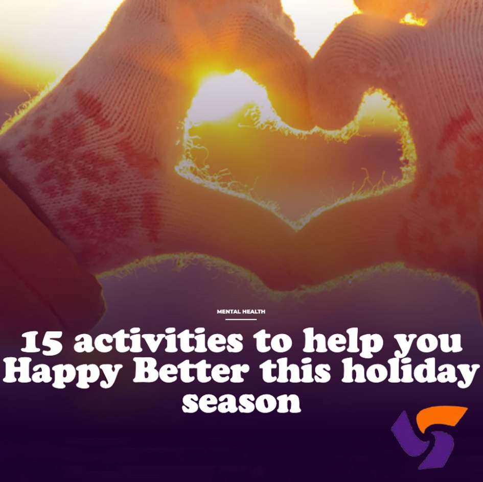 activities to happy better this holiday