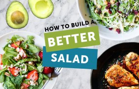 image of build a better salad