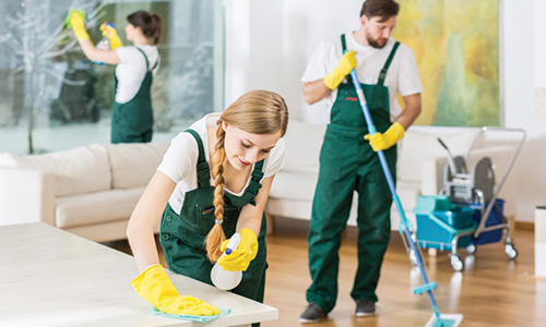 Commercial Cleaning will Give an Excellent Impression for a Productive Workspace.