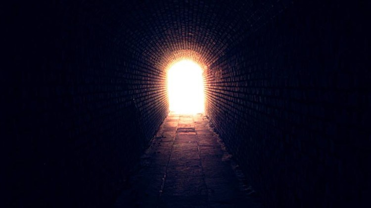 Finding Light At The End Of A Tunnel