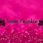 #TeamPwinkie