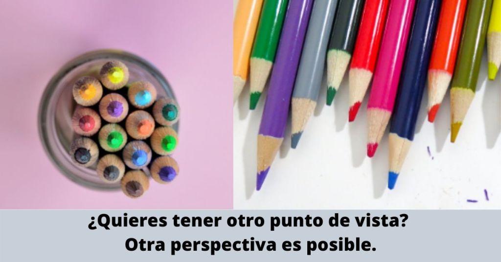 Otro punto de vista, otra perspectiva es posible