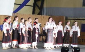 "Ansamblul folcloric ""SPERANȚA"" - Chișinău, Moldova"