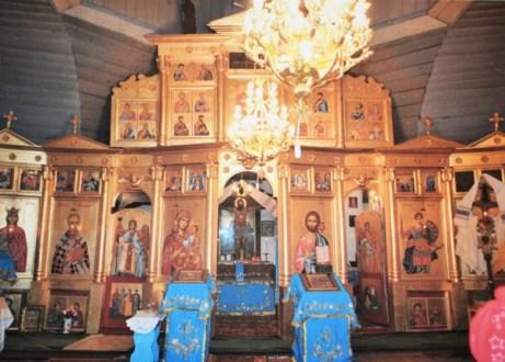 Catapeteasma Bisericii din Caraorman