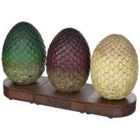 Sujetalibros huevos de dragón de Juego de Tronos