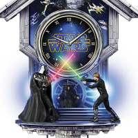 Reloj de cuco de Star Wars