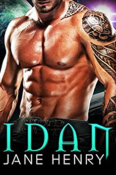 Mouth watering goodness- Idan by Jane Henry
