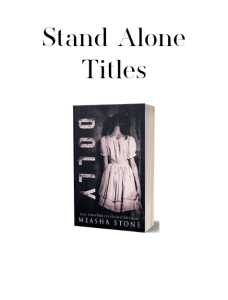 Stand Alone Titles