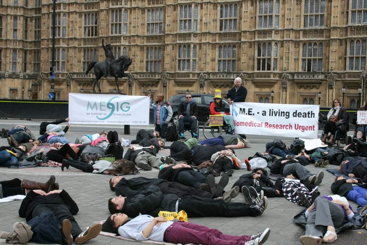 Westminster demo 1