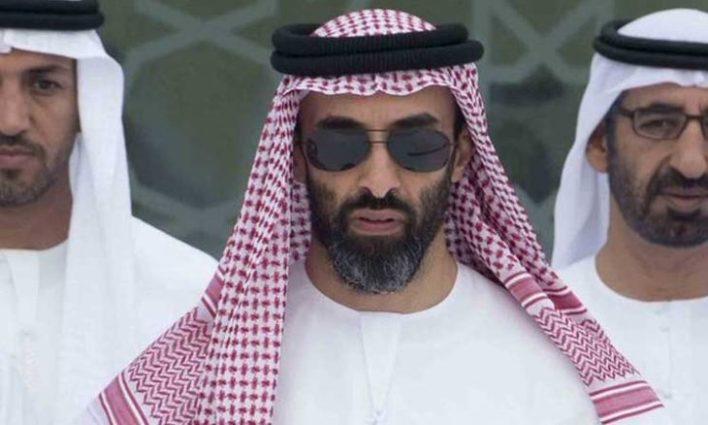 صحيفة : ماذا يفعل طحنون بن زايد شقيق ولي عهد أبو ظبي في إيران - ميدل ايست  الصباحية