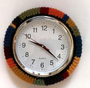 Yarn Clock
