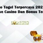 Bo Togel Terpercaya 2021 Dengan Live Casino Dan Bonus Terbesar