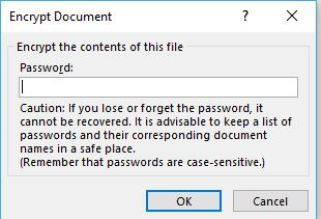 How to protect & encrypt a Jet Report