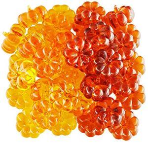 mini-acrylic-pumpkins