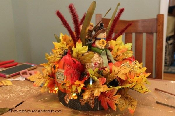 dollar-store-craft-thanksgiving-centerpiece