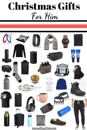 A-Complete-Gift-Guide-for-Christmas-Gifts-for-Him #christmasgifts #giftsforhim #giftsformen #holidayshoppng #holidaygifts #giftguide #christmasgiftsforhim #giftgiving