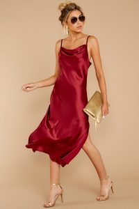 ruby-red-midi-christmas-party-dress
