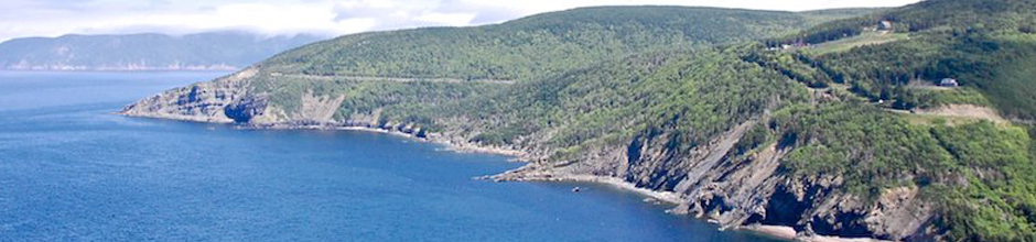 meat cove cape breton campground