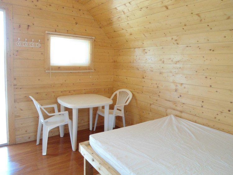 meat cove campground cabins