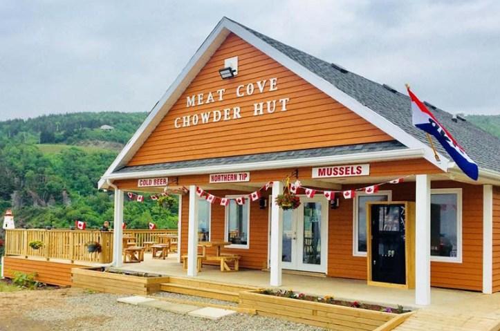 Meat Cove Chowder Hut Restaurant
