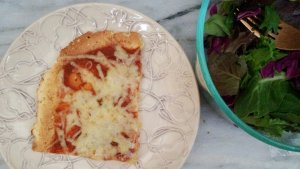 Low Carb Coconut Flour Pizza Crust | Meat Free Keto