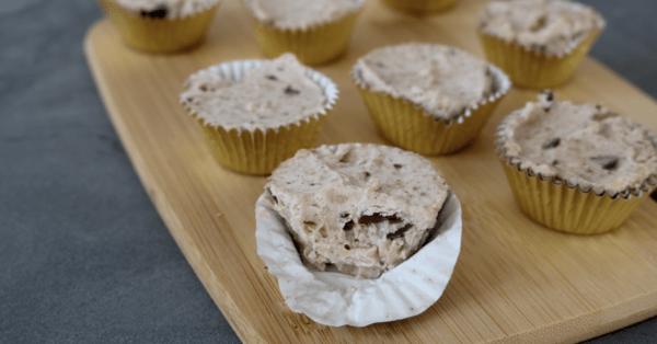 Vegan Keto Cookie Dough Bites | Low carb, sugar free, gluten free no bake treats that are super easy to make!