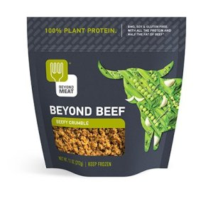 The Best Gluten Free Low Carb Meat Substitutes | Beyond Meat Beyond Beef Crumble