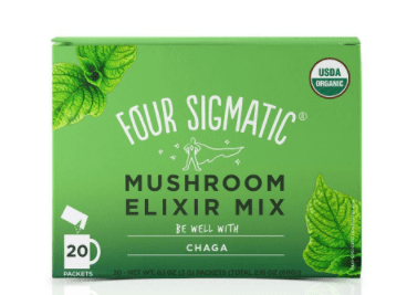 chaga elixir for vegan keto instant mushroom coffee
