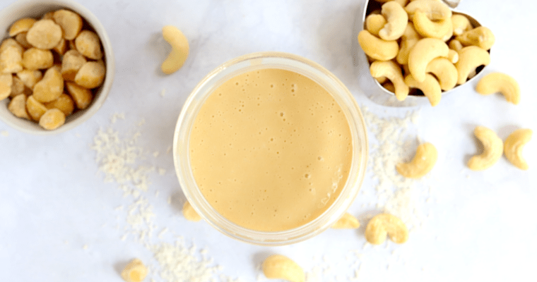Easy Keto Nut Butter
