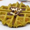 Gluten-free Vegan Keto Protein Waffle | MeatFreeKeto.com