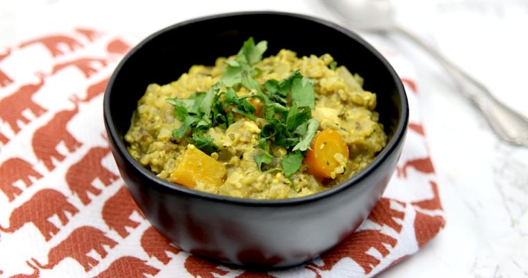 Vegan Keto Kathmandu Curry (gluten-free, soy-free, nut-free)