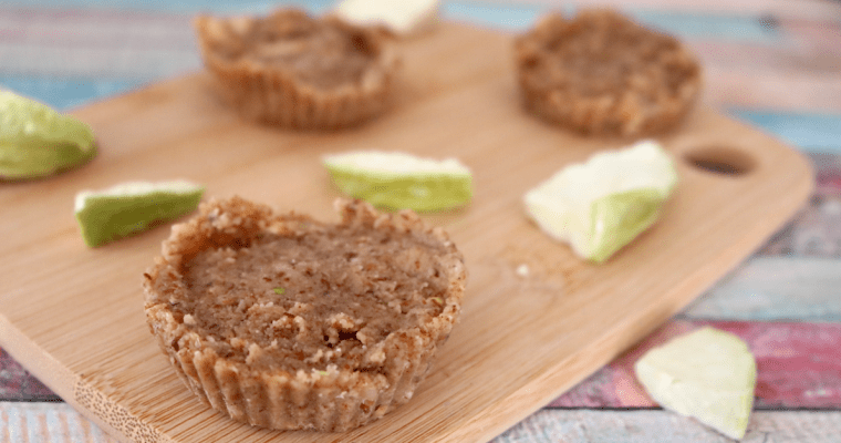 Low Carb Vegan Apple Pie Bites