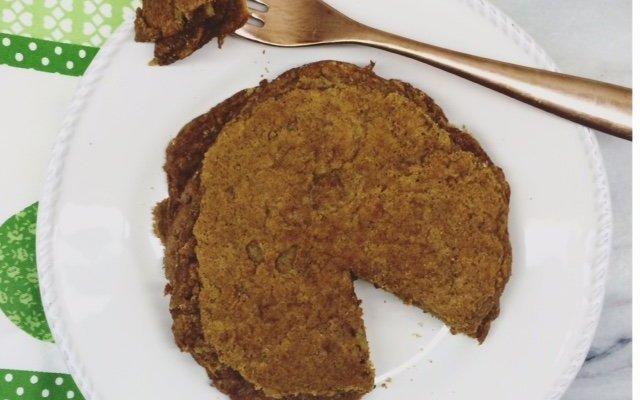 Low Carb Vegan Protein Pancakes