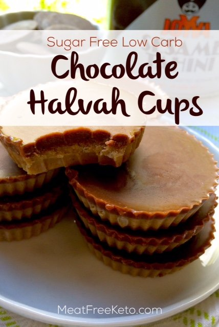 Sugar Free Low Carb Halvah