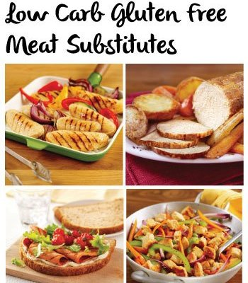 The Best Gluten Free Vegan Low Carb Meat Substitutes