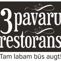 3 pavaru restorans logo