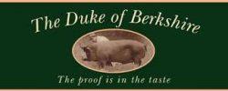 The duke of berkshire logo