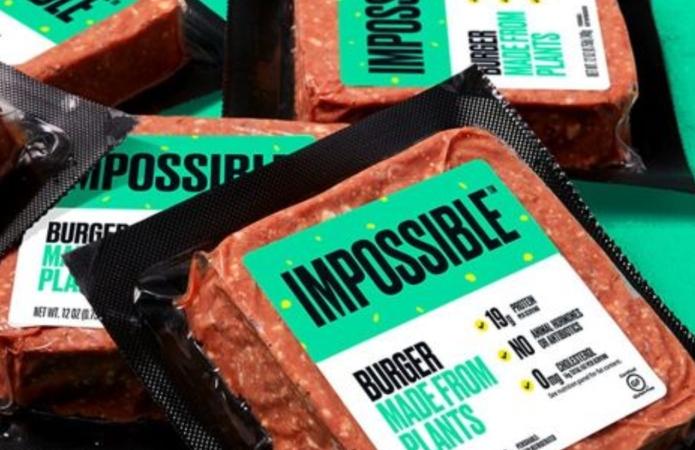 Impossible Foods запускає штучну свинину в Гонконзі