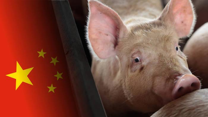 Китай закупив свинину для державних резервів