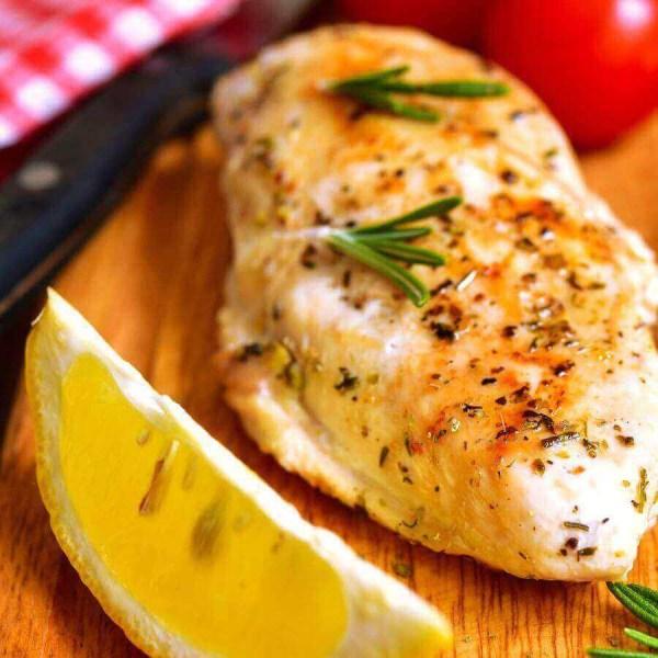 Lemon Pepper Chicken 4pc/6oz