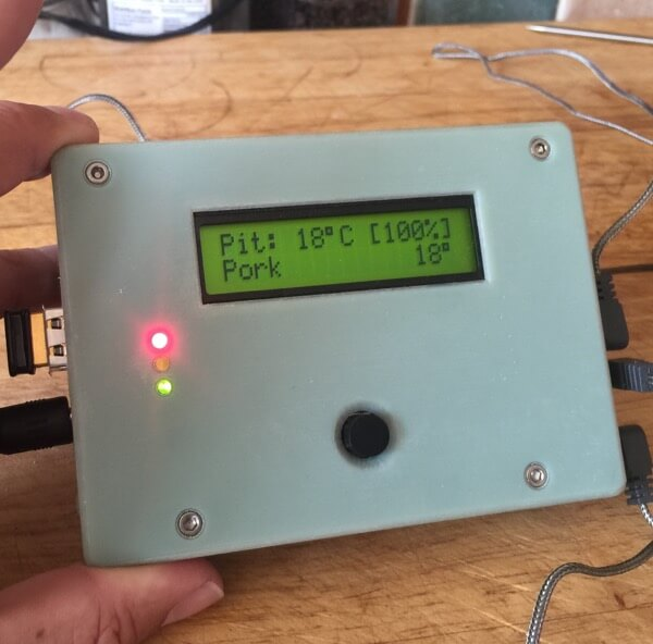HeaterMeter, an open source BBQ controller