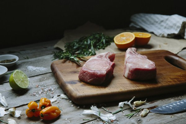 2 (10oz) Pork Loin Shoulder Chop -494